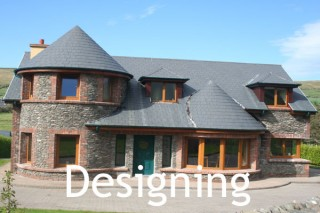 Designing a new home Dingle